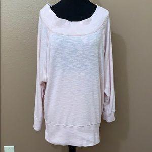 Free People sweater shirt